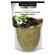 Atkins and Potts Brandy and Peppercorn Sauce