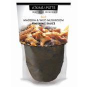 Atkins and Potts Mushroom and Maderia Sauce