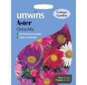 Unwins Aster China Mix