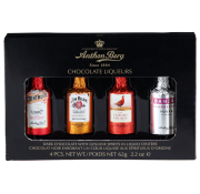 Anthon Berg 4 Piece Chocolate Liqueurs