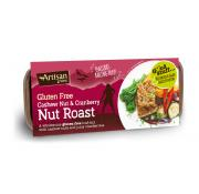 Artisan Grains Cashew Nut and Cranberry Nut Roast