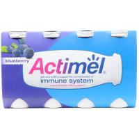 Actimel Blueberry Yogurt image