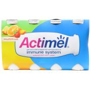 Actimel MultiFruit Probiotic