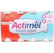 Actimel Strawberry 0%