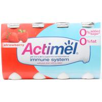 Actimel Strawberry 0% image