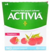 Activia 0% Fat Raspberry image