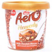 Aero Heavenly Milk Chocolate Mousse