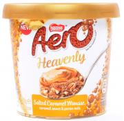Aero Heavenly Milk Salted Caramel Mousse