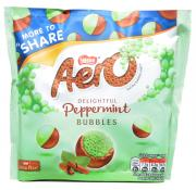Nestle Aero Bubbles Peppermint Pouch