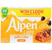 Alpen Light Jaffa Cake