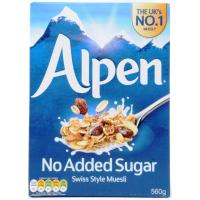 Alpen No Added Sugar image