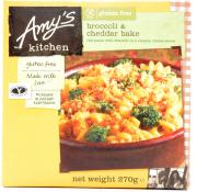 Amys Kitchen Gluten Free Broccoli and Cheddar Bake