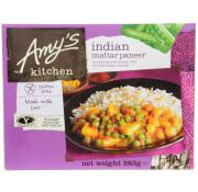Amys Kitchen Indian Mattar Paneer