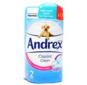 Andrex Classic Clean