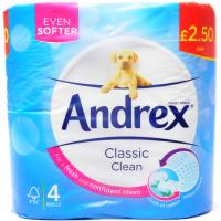 Andrex Classic Clean image