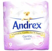 Andrex Gentle Clean Toilet Tissue