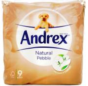 Andrex Toilet Tissue Natural