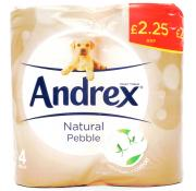 Andrex Natural Toilet Rolls