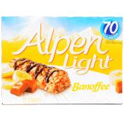 Alpen Light Banoffee Bars