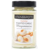 Atkins and Potts Toasted Garlic Mayonnaise image