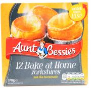Aunt Bessies Baked at Home Yorkshire Puddings
