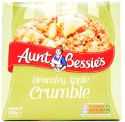 Aunt Bessies Bramley Apple Crumble