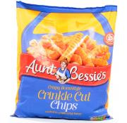 Aunt Bessie Homestyle Crinkle Cut Chips