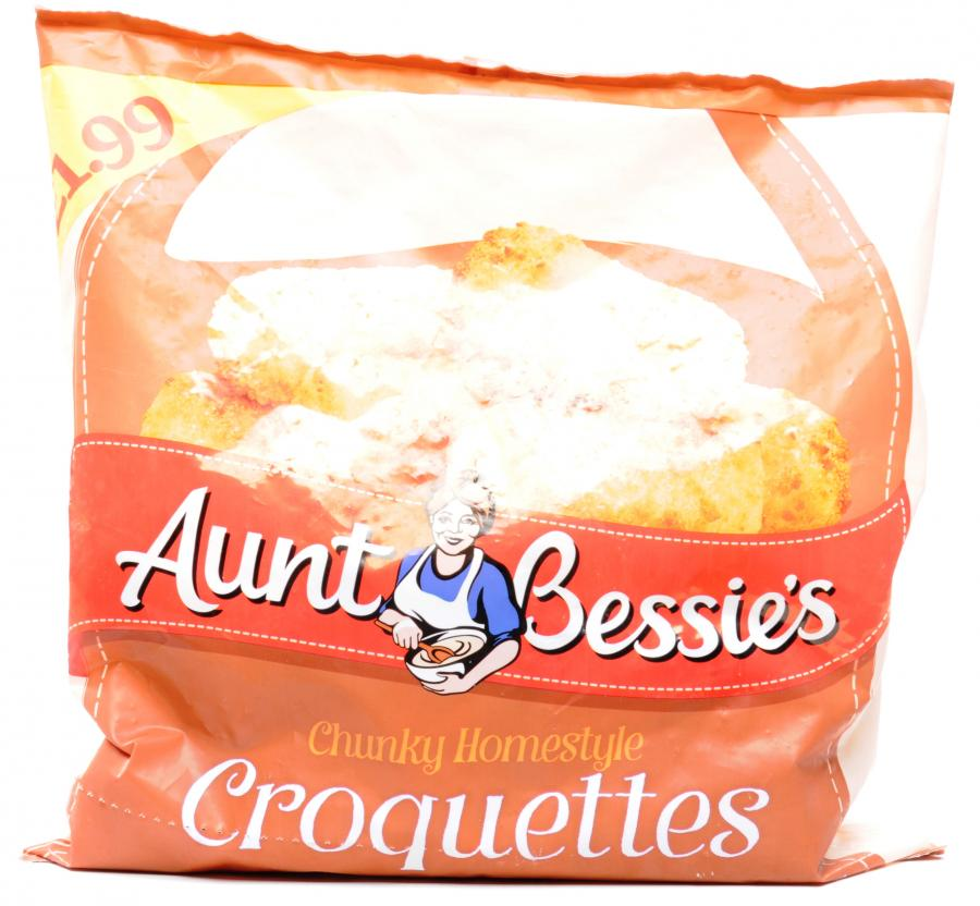 Dike & Son - Aunt Bessies Homestyle Chunky Croquette