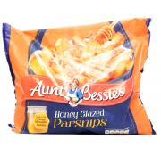 Aunt Bessie Roasted Parsnips