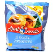 Aunt Bessie Yorkshire Puddings