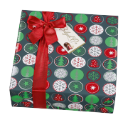 Belgidor Belgian Chocolates Christmas Wrap