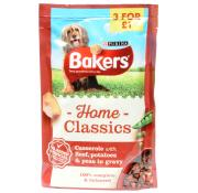 Bakers Home Classics Beef Casserole in gravy