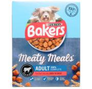 Bakers Meaty Meals Beef