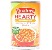 Baxters Hearty Moroccan Chicken Harira