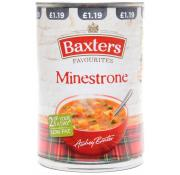 Baxters Favourites Minestrone Soup