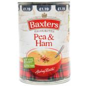 Baxters Favourite Pea and Ham Soup