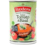 Baxters Italian Tomato and Basil Soup