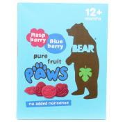 Bear Paws Raspberry and Blueberry