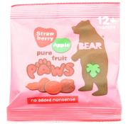 Bear Dino Paws Strawberry and Apple