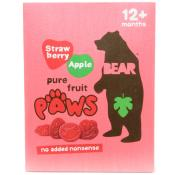 Bear Paws Strawberry and Apple