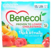 Benecol Thick And Fruity Summer Fruits