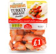 Bernard Matthews Sweet Chilli Turkey Chunks