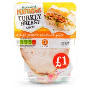 Bernard Matthews Turkey Breast Slices