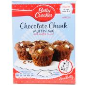 Betty Crocker Chocolate Chunk Muffin Mix