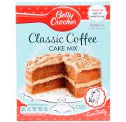 Betty Crocker Rich Coffee Cake Mix