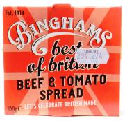 Binghams Beef and Tomato Spread