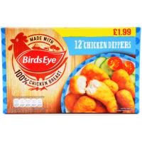 Birds Eye 12 Chicken Dippers image