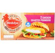 Birds Eye Chicken Quarter Pounders