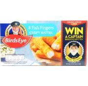Birds Eye Crispy Fish Fingers