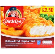 Birds Eye Harry Ramsdens Cod and Chips